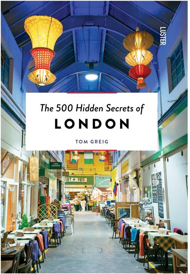 ACC Distribution 500 Hidden Secrets of London