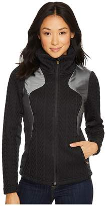 Spyder Lolo Full Zip Mid WT Stryke Jacket Women's Coat