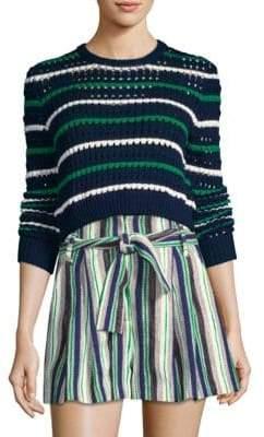 AMUR Jody Striped Sweater