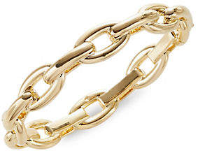 Kate Spade Chain Reaction Crystal Link Bangle Bracelet