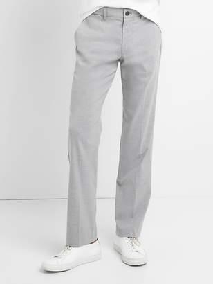 Gap Original Khakis in Straight Fit with GapFlex