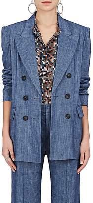 Etoile Isabel Marant Women's Orka Linen-Blend Jacket