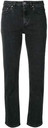Totême slim fit cropped jeans