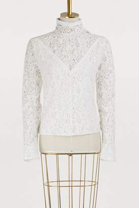 Chloé Lace top
