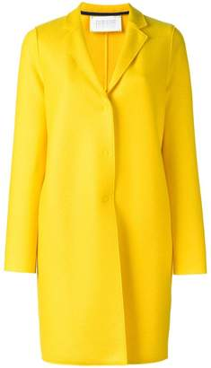 Harris Wharf London concealed fastening coat
