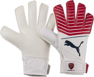 Arsenal PUMA ONE Grip 17.4 JR Goalkeeper Gloves