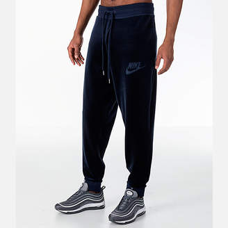 Nike Men's Sportswear Velour Pants