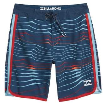 Billabong 73 X Line Up Board Shorts