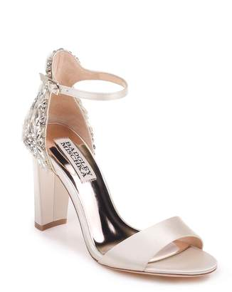 Badgley Mischka Collection Seina Ankle Strap Sandal