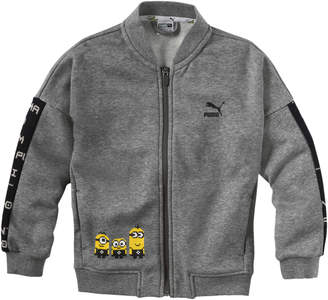 PUMA x MINIONS Boys' Bomber Jacket
