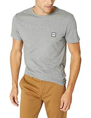 HUGO BOSS BOSS Orange Men's Tales Basic T-Shirt with Logo