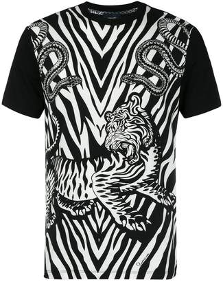 Class Roberto Cavalli printed T-shirt