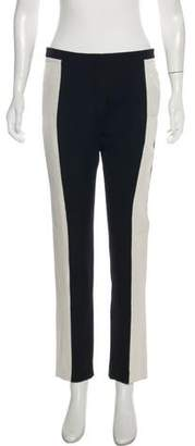 Sharon Wauchob Mid-Rise Straight-Leg Pants