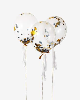 Express Meri Meri Metallic Confetti Balloon Kit