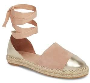 Caslon Cain Ankle-Tie Sandal