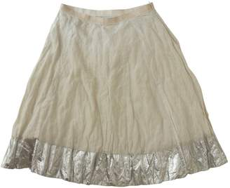 Viktor & Rolf Beige Skirt for Women