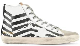 Golden Goose Francy 39 hi top sneakers