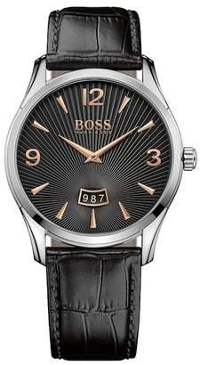 BOSS Men's Commander Quartz Watch, 41mm