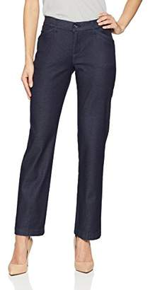 Lee Women's Petite Flex Motion Straight Leg Pant