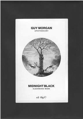 Morgan Guy Midnight Black Cleansing Mask Sachets
