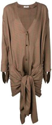 ATTICO shirt dress