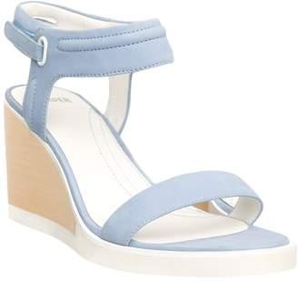 Camper Women's Limi Ankle-Wrap Wedge Sandal