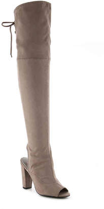 GUESS Galle Over The Knee Boot - Women's