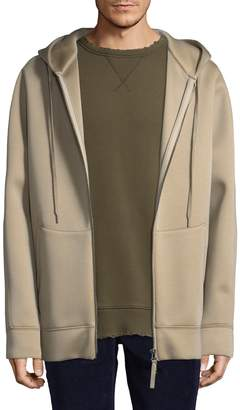 Helmut Lang Men's Tape Zip Up Jacket