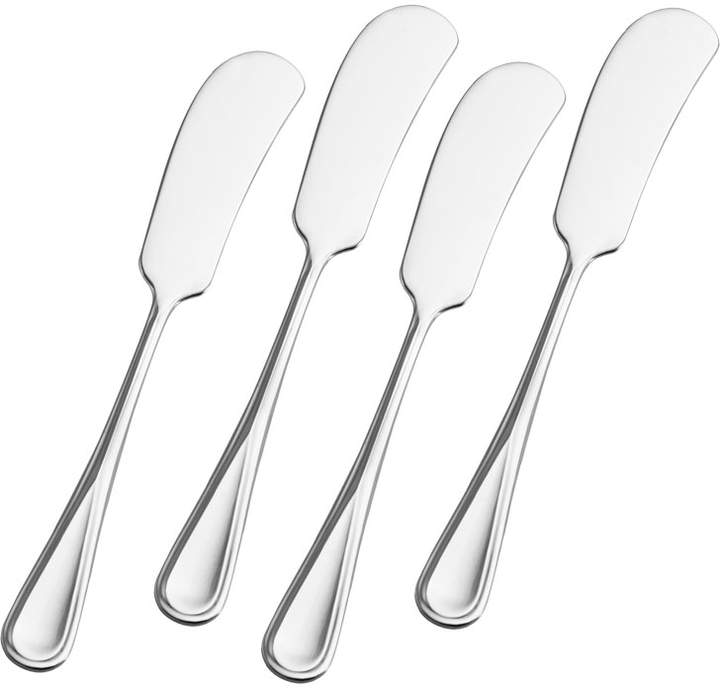 Mikasa® Set of 4 Butter Spreaders