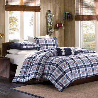 Asstd National Brand Alton Plaid Comforter Set