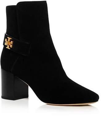Tory Burch Women's Kira Block Heel Booties
