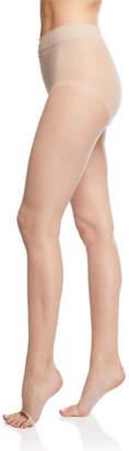 Donna Karan Sheer Control-Top Tights with Sandal Toe