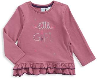 Bob Der Bar Baby Girl's Graphic Print Sweatshirt