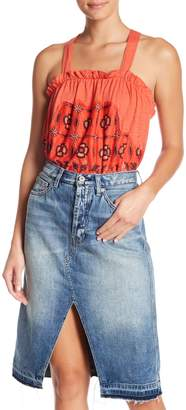 Free People Love Life Bubble Top