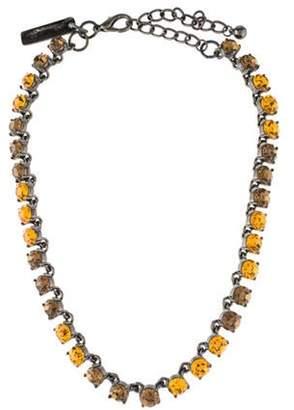 Oscar de la Renta Crystal Collar Necklace Oscar de la Renta Crystal Collar Necklace