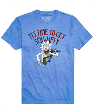 Ripple Junction Rick and Morty Get Schwifty Men's T-Shirt