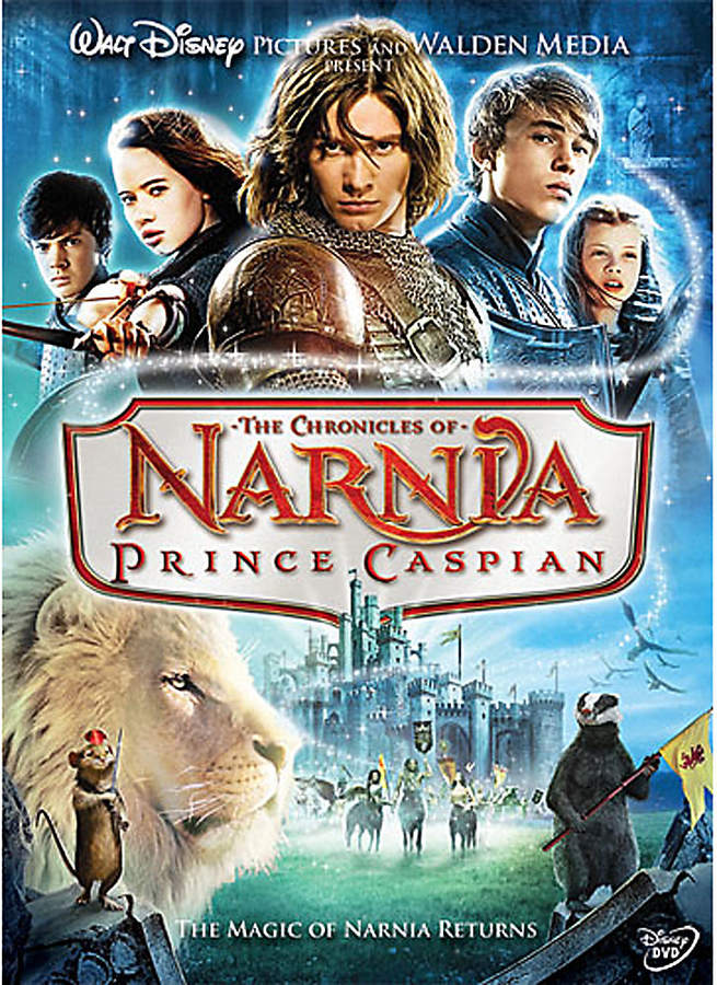 Disney The Chronicles of Narnia: Prince Caspian DVD