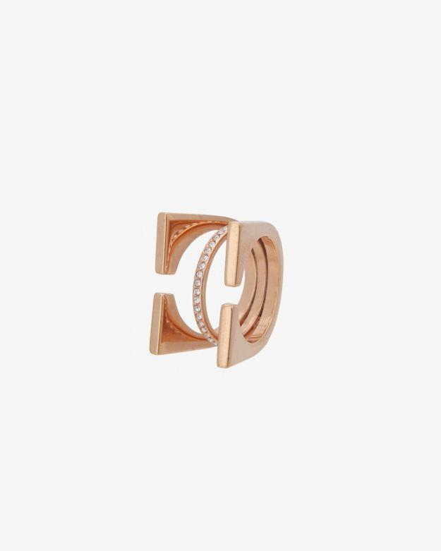 Vita Fede Emma Triple Ring
