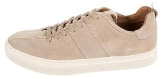Daniel Patrick Roamer Suede Sneakers w/ Tags