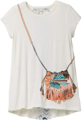 Jessica Simpson Embroidered Top (Little Girls)