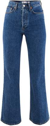 RE/DONE Redone 70s Bell Bottom jeans