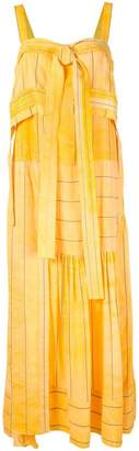 3.1 Phillip Lim tie front paneled dress