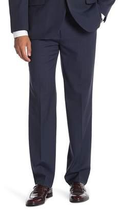 """Nautica Ceylon Windowpane Trouser Pants - 30-34\"""" Inseam"""