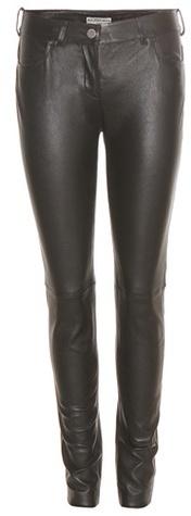 Balenciaga Balenciaga Leather Trousers