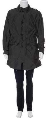Kenzo Woven Utility Coat