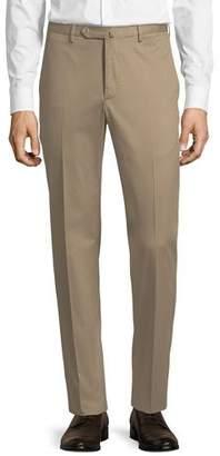 Incotex Micky Slim-Fit Stretch-Gabardine Pants