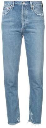 A Gold E Agolde Jaime jeans