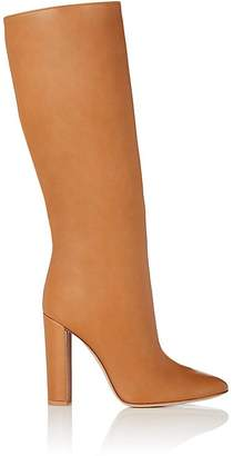 Gianvito Rossi Women's Leather Knee Boots