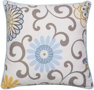 Trend Lab Waverly Baby Pom Pom Spa Decorative Pillow
