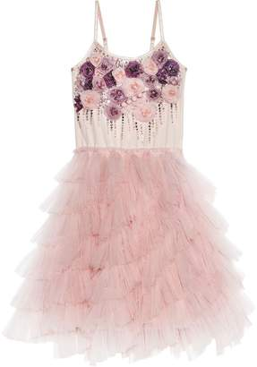 TUTU DU MONDE - Girl's Smell The Roses Tutu Dress